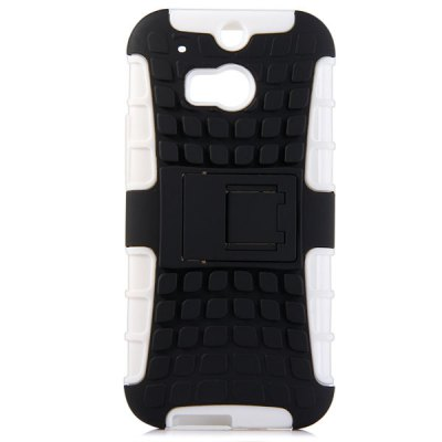 TPU and PC Back Case for HTC M8