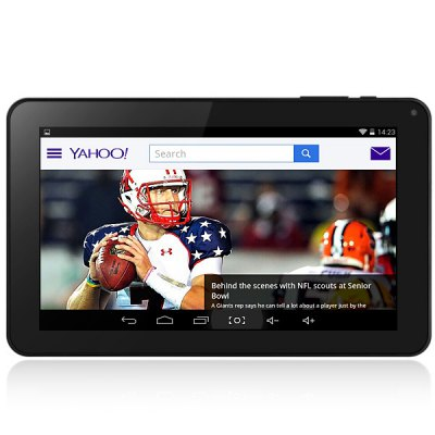 Фотография Actions 7029 Android 4.4 Tablet PC