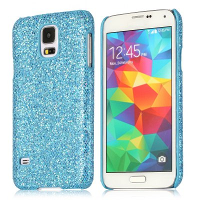 Fashion Mobile Phone Protective Cover Glitter Powder Style for Samsung Galaxy S5 i9600