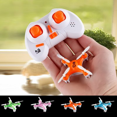Фотография Portable WQ  -  100 2.4G 4CH 6 Axis Quadcopter with 3D Stunt Fly UFO