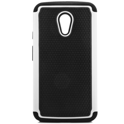 Гаджет   Practical Football Texture Silicone and PC Back Case Cover for Moto G2 Other Cases/Covers