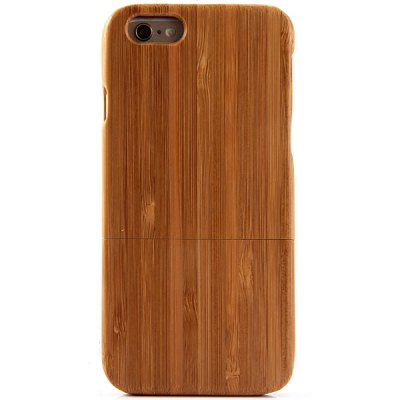 Гаджет   Fashionable Bamboo Back Case for iPhone 6  -  4.7 inches iPhone Cases/Covers