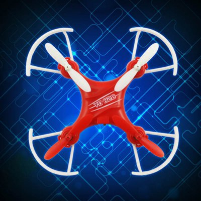 Гаджет   Portable YD828 2.4G 4CH 6 Axis Quadcopter with 4D Stunt Fly UFO RC Quadcopters