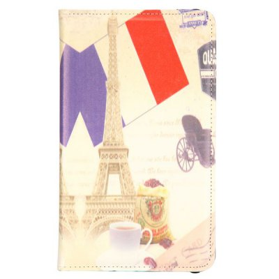 ФОТО 1 Piece Eiffel Tower Pattern Tablet PC Protective Case Cover for Samsung Galaxy Tab Pro 8.4 T320