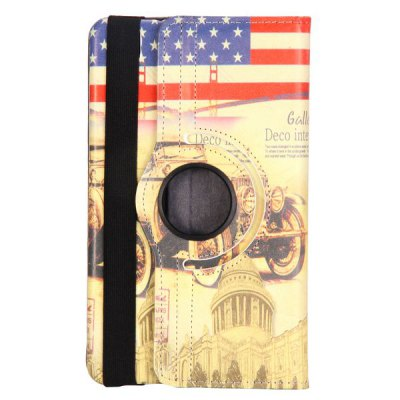 Фотография 1 Piece Old American Car Pattern Tablet PC Protective Case Cover for Samsung Galaxy Tab Pro 8.4 T320