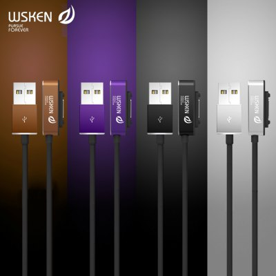 Фотография WSKEN Practical Magnetic Charging Cable with LED Smart Display
