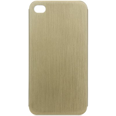 Brushed Back Cover Case with Solid Color for iPhone 4iPhone Cases/Covers<br>Brushed Back Cover Case with Solid Color for iPhone 4<br><br>For: Mobile phone<br>Compatible for Apple: iPhone 4/4S<br>Features: Back Cover<br>Material: Metal<br>Style: Novelty, Metal Finish, Special Design, Solid Color<br>Color: Silver, Black, Red, Gold<br>Product weight : 28 g<br>Package weight : 0.08 kg<br>Product size (L x W x H): 11.5 x 5.9 x 0.8 cm / 4.5 x 2.3 x 0.3 inches<br>Package size (L x W x H) : 13 x 7 x 2 cm<br>Package contents: 1 x Back Cover Case