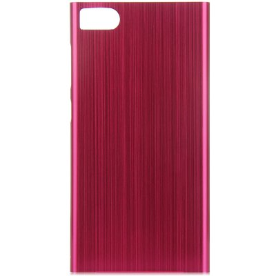 ФОТО Brushed Style Phone Protective Back Cover Case with Alluminum Alloy Material for Xiaomi Mi3