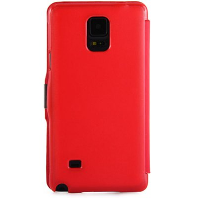 ФОТО Useful PU and PC Material Back Cover Case for Samsung Galaxy Note 4 N9100