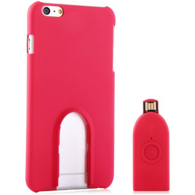 Bluetooth Selfie Case for iPhone 6 Plus - 5.5 inches