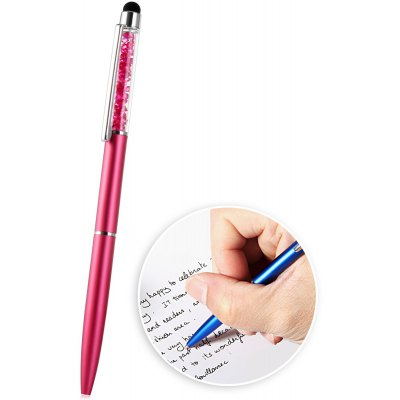 2 in 1 Touch Screen Stylus Pen with Ball-pen