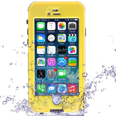 Link Dream Waterproof TPE and PC Cover Case for iPhone 6 - 4.7 inches