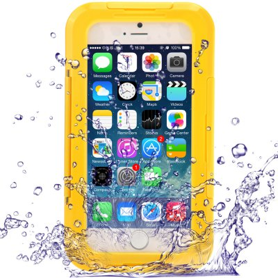 Link Dream Silicone and PC Waterproof Cover Case for iPhone 6 - 4.7 inches