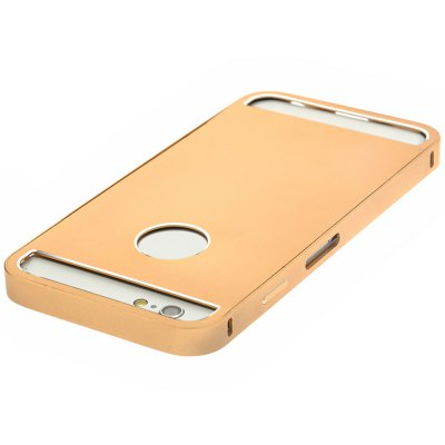 ФОТО Link Dream Aluminium Alloy Material Hollow Back Design Protective Case for iPhone 6  -  4.7 inches