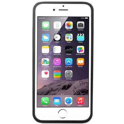 ФОТО Link Dream Aluminium Alloy Material Hollow Back Design Protective Case for iPhone 6 Plus  -  5.5 inches