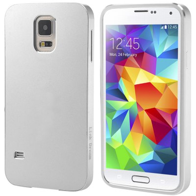 Link Dream Aluminium Alloy Back Cover Case for Samsung Galaxy S5 i9600 SM-G900