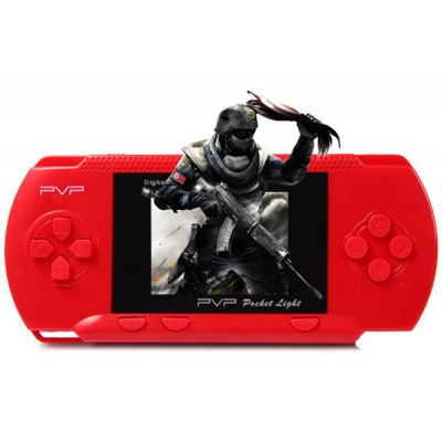 PVP 3000 Digital Pocket System Game Machine / Player Console