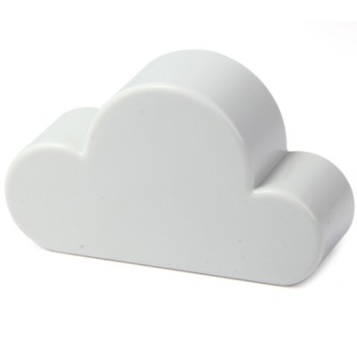 Cloud Style Magnetic Key Holder Receive Device