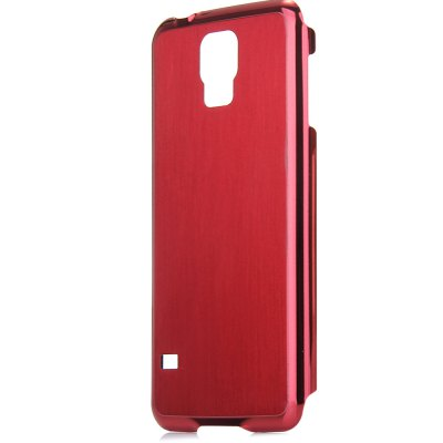 ФОТО Brushed Design Back Cover Case with Solid Color for Samsung Galaxy S5 i9600