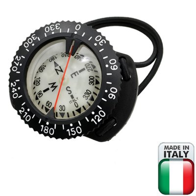EZDIVE Scuba Diving Wrist Compass Deep Sea Exploring Supplies