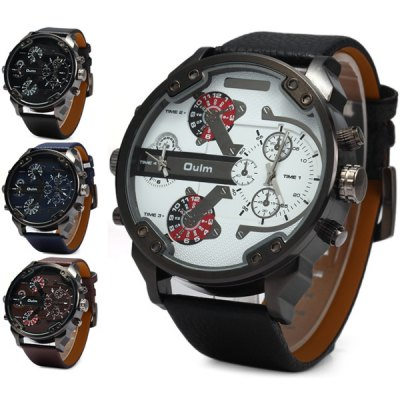Oulm 3548 Male 2 - movt Quartz Watch