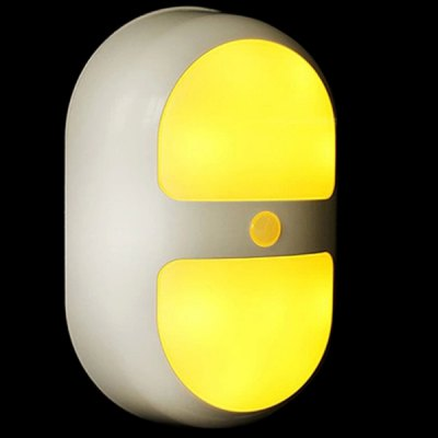 LED Night Light with Thermal Infrared Sensor
