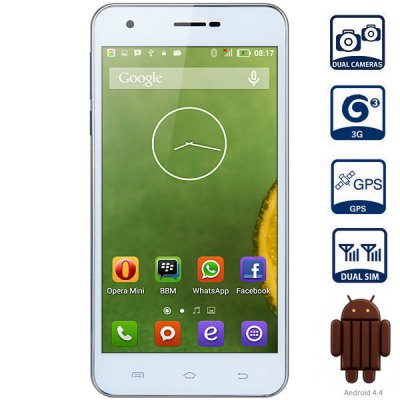 Mpie N9700 5.0 inch Android 4.4 3G Smartphone