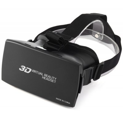 3D Virtual Reality Headset Glasses Box Universal VR Smart Phone 3D Glasses Private Theater