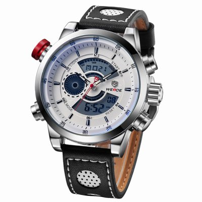 Weide WH-3401 Double Movt Military Sports Watch