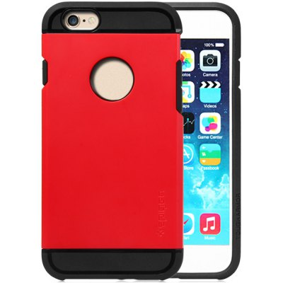 Practical TPU and PC Material Back Case Cover for iPhone 6  -  4.7 inches