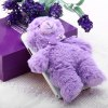 Novelty PC Material Rotatable Lavender Bear Back Cover Case for Samsung Galaxy Note3 N9000 for sale