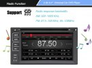 Rungrace - 261AGAR Android 4.2 6.2 inch Multi  -  Touch Screen 2 Din Universal In - dash Car DVD Player photo