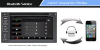 Rungrace - 261AGAR Android 4.2 6.2 inch Multi  -  Touch Screen 2 Din Universal In - dash Car DVD Player deal