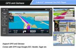 best Rungrace - 261AGAR Android 4.2 6.2 inch Multi  -  Touch Screen 2 Din Universal In - dash Car DVD Player