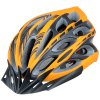 Cool Bicycle Helmet Unibody Integrated Cycling Hat with 6 LEDs Light Lamp photo
