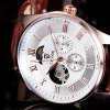 Tevise 0264 Automatic Mechanical Watch Phases of the Moon deal