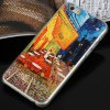 cheap Aobntech PC Protective Back Case of Van Gogh Cafe Terrace at Night Painting Pattern Design for iPhone 6  -  4.7 inches
