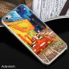 Aobntech PC Protective Back Case of Van Gogh Cafe Terrace at Night Painting Pattern Design for iPhone 6  -  4.7 inches