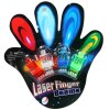 8pcs LED Finger Laser Beams Rring Light for Fashion Supplies deal