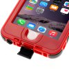 Link Dream Practical Transparent Waterproof PC and TPE Protective Case for iPhone 6 Plus  -  5.5 inches photo