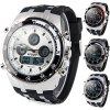 Buy Hpolw 607 Multi - function LED Military Watch Fashion Dial 30M Water Resistant Sports-13.34 Online Shopping GearBest.com
