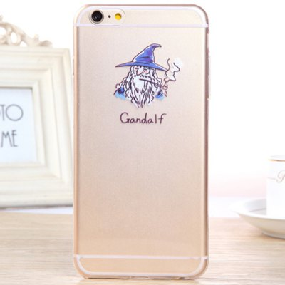 0.33mm Ultrathin TPU Back Case for iPhone 6 Plus - 5.5 inches