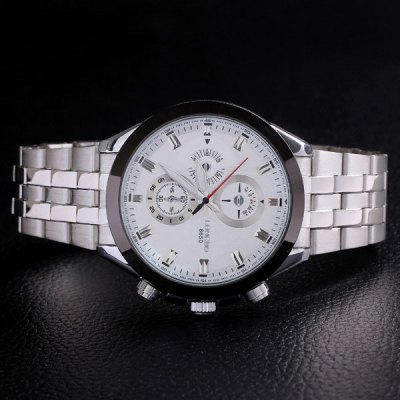 Longbo 8650 Round Quartz Water Resistant Watch for MaleMens Watches<br>Longbo 8650 Round Quartz Water Resistant Watch for Male<br><br>Watches categories: Male table<br>Watch style: Fashion<br>Available color: Black, White<br>Movement type: Quartz watch<br>Shape of the dial: Round<br>Display type: Analog<br>Case material: Stainless steel<br>Band material: Stainless steel<br>Clasp type: Buckle<br>The dial diameter: 4.2cm<br>The band width: 2.1cm<br>Product weight: 0.14 kg<br>Package weight: 0.200 kg<br>Product size (L x W x H): 24.0 x 4.2 x 1.0 cm / 9.4 x 1.7 x 0.4 inches<br>Package size (L x W x H): 25.0 x 5.2 x 2.0 cm<br>Package Contents: 1 x Watch