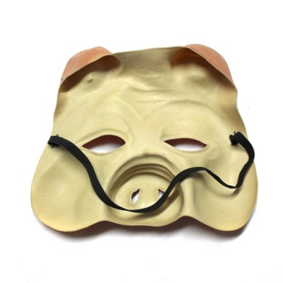 Funny Pig Face with Pig Stomach Design for Party / Halloween / Carnival Trick Toy от GearBest.com INT