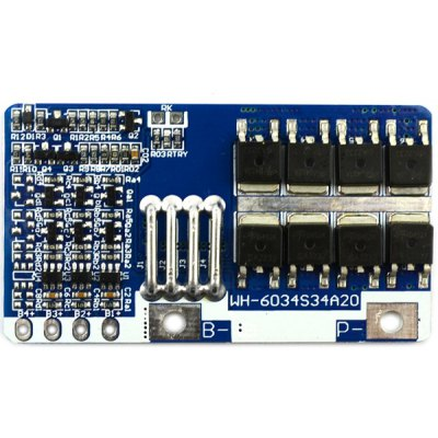 High Performance 3 String Protective Board for Lithium Polymer Battery
