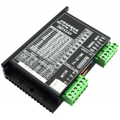 Practical Micro  -  Stepping 57 86 Stepper Motor Driver 2M542AH Switch Controller