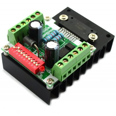 Full Function THB7128 57 Type Two Phase Stepper Motor Driver Board Switch Controller