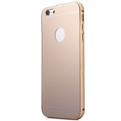 ФОТО Aluminium Alloy and PC Material Back Cover Case for iPhone 6 Plus  -  5.5 inches
