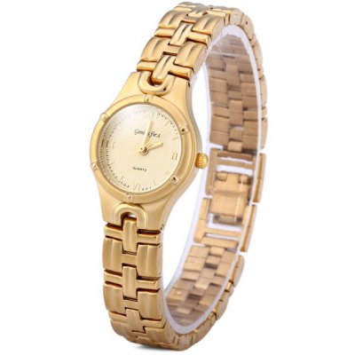 Genuis Frist Male Fashion PC Quartz Watch