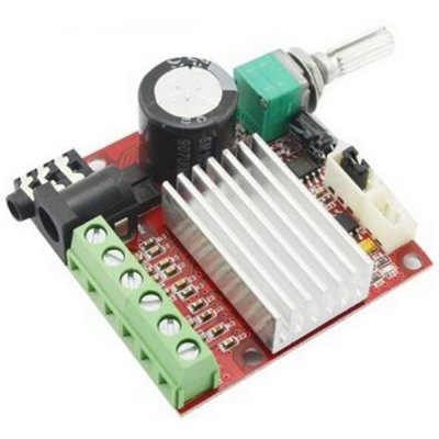 Гаджет   High Performance Mini 2.1 Digital Amplifier Board Works with DIY Project Other Accessories
